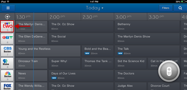 Easy-to-use tv guide bell aliant.